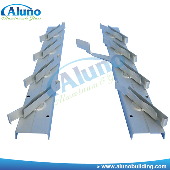 Chinese Glass Insert Frame For Louver Windows
