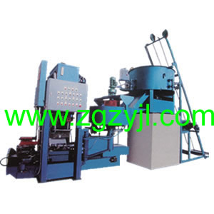 Chinese Roof Tile Forming Machine Plant