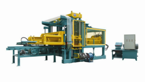 Chinese Top Brand Brick Block Making Machine Jf Qt5 20b