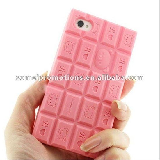 Chocolate Freestyle Phone Case For Iphone 4 4s