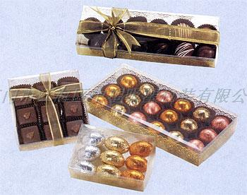 Chocolate Rectangular Trays