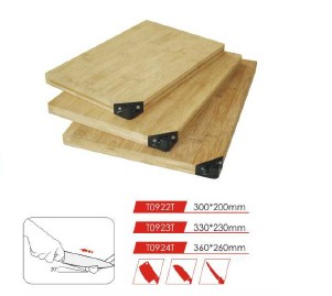 Chopping Blocks With Knife Sharpener T0922t