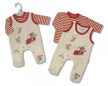 Christmas Baby 2 Pcs Set