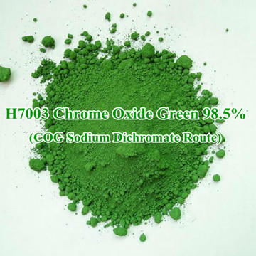 Chrome Oxide Green Pigment Grade And Comestic