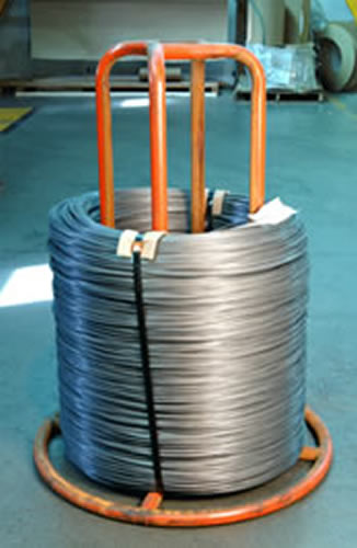 Chrome Silicon Spring Wire