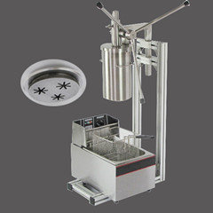 Churros Baking And Forming Machine