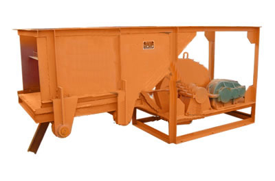 Chute Feeder With High Performance