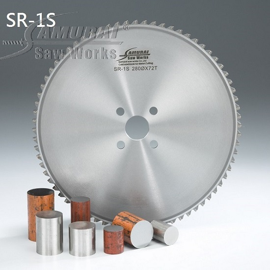 Circular Cold Saw Blade For Cutting Stainless