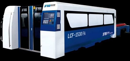 Cl Series Cnc Co 8322 Laser Cutting Machine