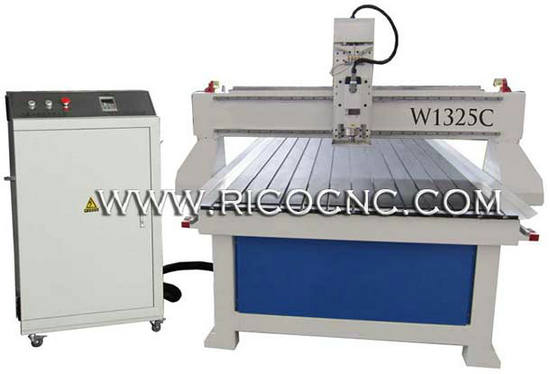 Clamp Table Wood Cnc Engraving Machine W1325c