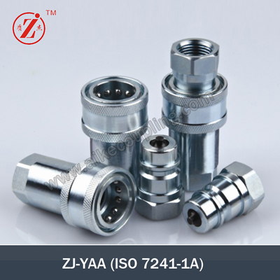 Close Type Hydraulic Quick Coupling