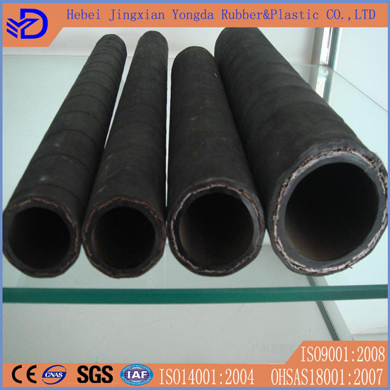 Cloth And Smooth Surface Black Colorful Hydraulic Hose