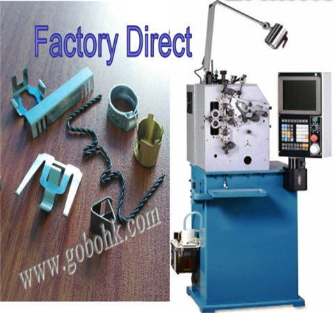 Cnc Casting Punching Spring Machine