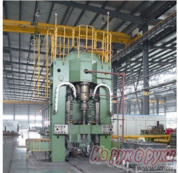 Cnc Diameter Axial Ring Rolling Machine D53k Series Quanyue China