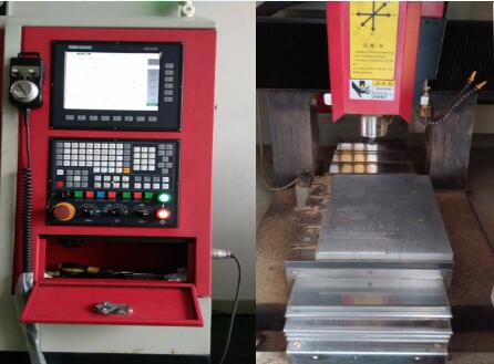 Cnc Engraving Machine For Metal Moulds