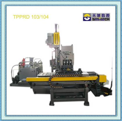 Cnc Plate Punching And Drilling Machine