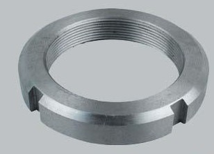 Cnc Precision Balance Shaft Round Nut Parts
