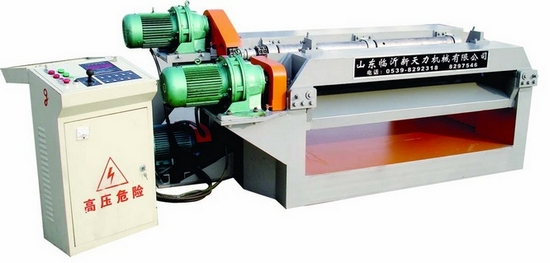 Cnc Spindleless Peeling Machine