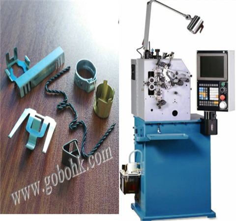 Cnc Spring Rotating Forming Machine