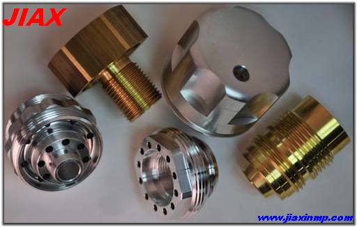 Cnc Turning Machining Brass Parts