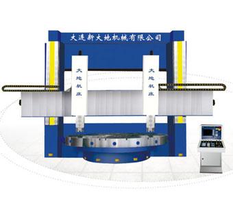 Cnc Vertical Lathe Machines In China