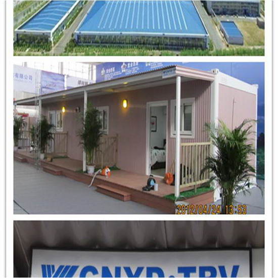 Cnydtrv Provide High Quality Prefabricated House
