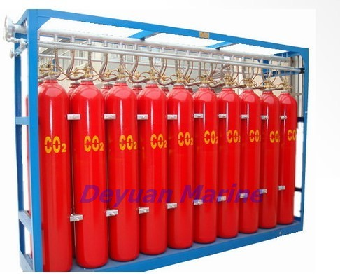 Co2 Fire Extinguishing Sys