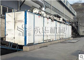 Coal Briquette Drying Equipment From Tina 86 15978436639