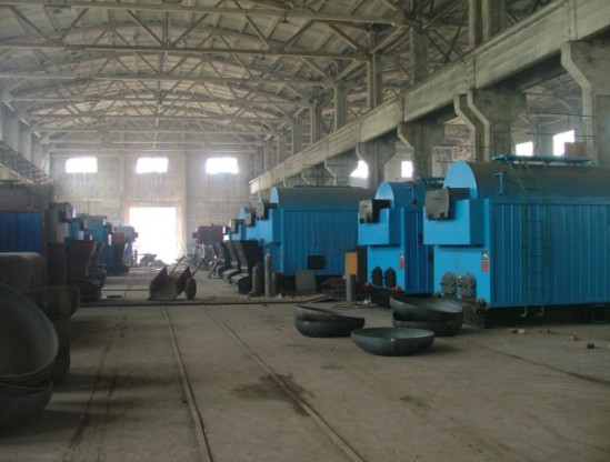 Coal Fired Steam Boiler 2