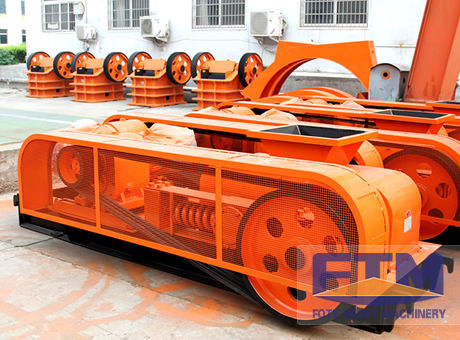Coal Mining Double Teethed Roll Crusher