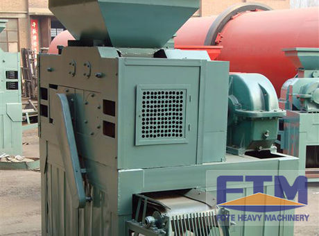 Coal Powder Briquetting Machine