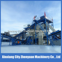 Coal Screening And Crushing Plant
