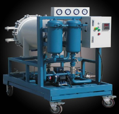 Coalescence Separation Oil Filtration Machine