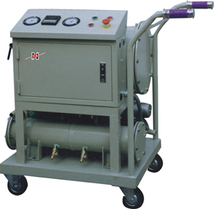 Coalescence Separation Oil Purifier Series Tyb