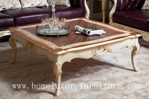Coffee Table Factory Solid Wood Wooden Furniture China Supplier Fc 105