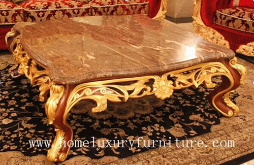 Coffee Table Supplier Marble Antique Living Room Furniture Ac 268a