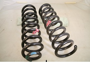 Coil Spring Ford F450 08 12