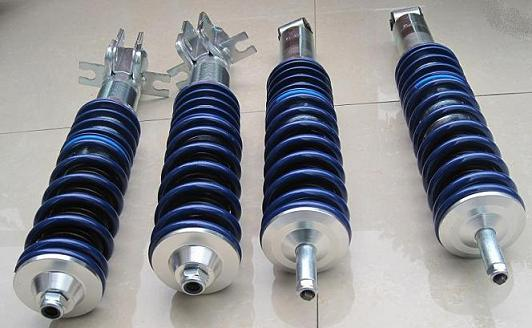 Coilovers Shock Absorbers Coil Over High Low Springs Tuning Absorber For Modifying Cars