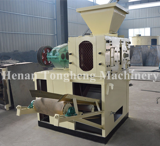 Coke Powder Briquette Machine Making