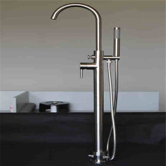 Cold And Hot Water Bath Faucet Shower