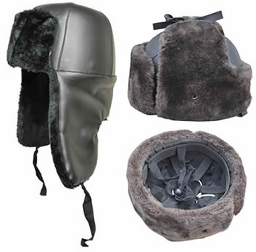 Cold Proof Safety Helmet With Anti Shock Shell