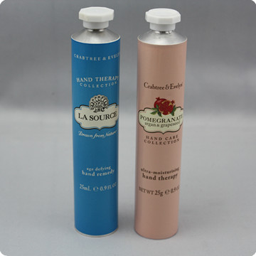 Collapsible Aluminum Hand Cream Tube Packaging