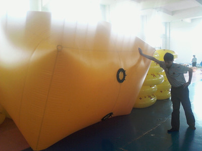 Collapsible Irrigation Water Bladder
