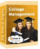 College Management Script