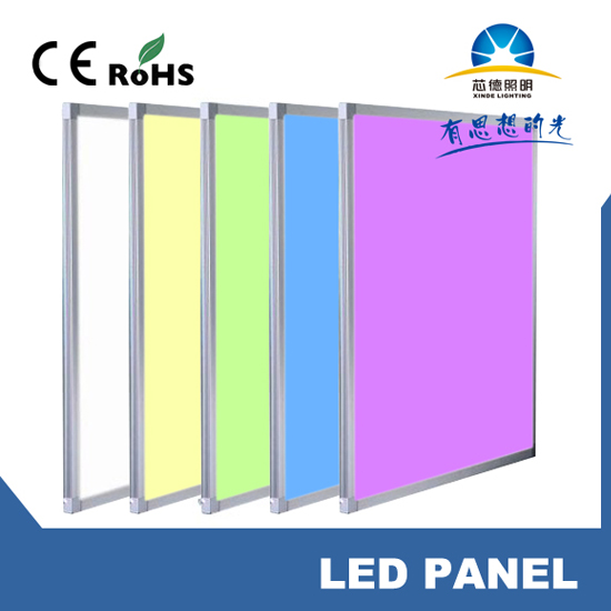 Color Change Rgb Led Panel Lamp Xd Pls 6060 Xw35