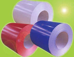 Color Coated Sheet Export