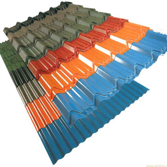 Color Coated Sheet With Best Quality