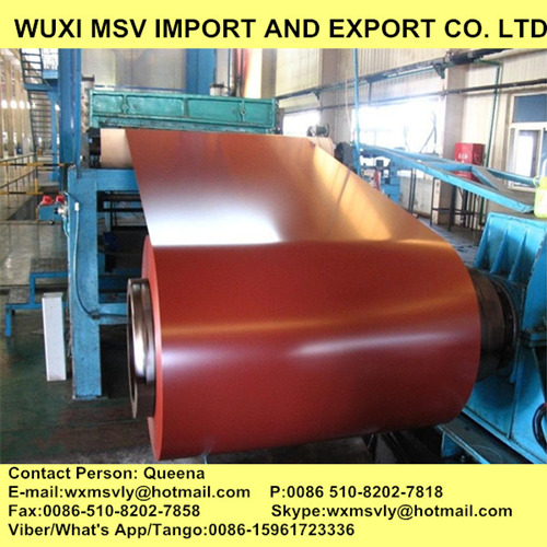 Color Coated Steel Coil Or Pre Painted