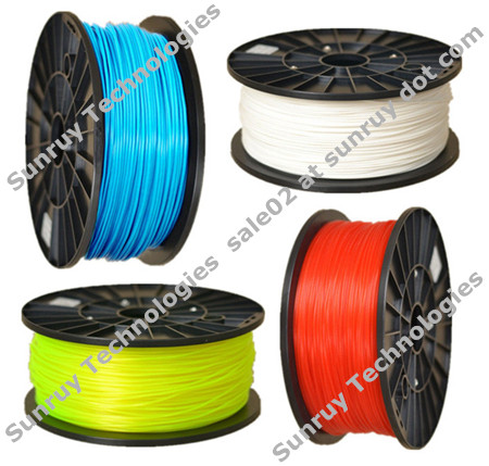 Colorful 3d Filament Pla For Printers