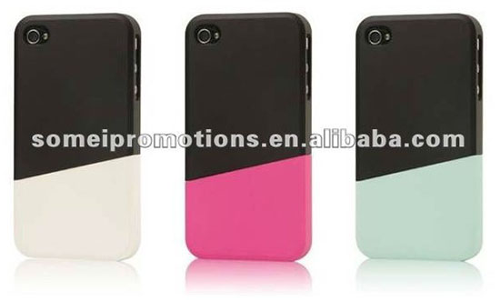Colorful Pc Case For Iphone 4 4s With High Quality